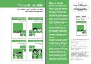 """""""L'école de l'égalité"""", image extraite du site romand egalite.ch"""