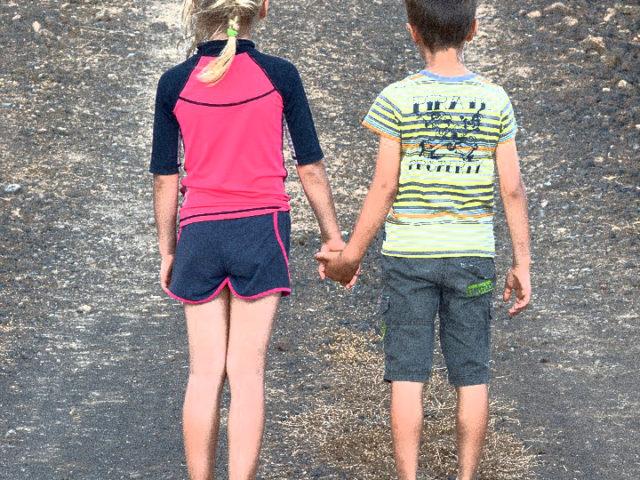 30' pour parler d'égalité F/G aux enfants au parc de la Feyssine