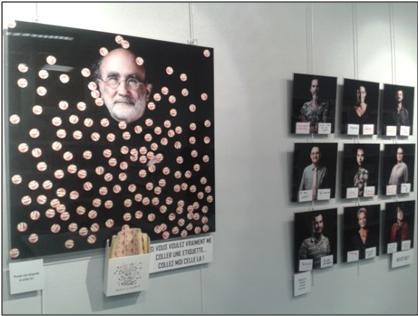 Exposition-photos- Décollons les étiquettes- le 18 janvier 2017 à la Bibliothèque Duguesclin à Lyon 3ème