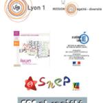 EgaliSport : venez inaugurer notre expo à la BU de Lyon 1 le 19 septembre