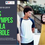 Place dans l'espace public : le sujet du concours 2018-2019 des Olympes de la parole