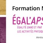 EgaliSport en visite au STAPS de Lyon 1